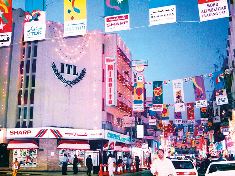 How Bur Dubai's bustling Meena Bazaar got its name