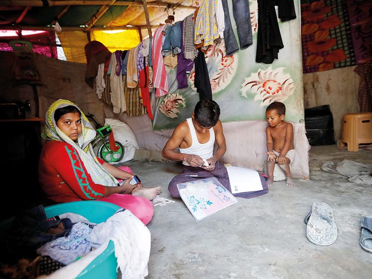 India deports 7 Rohingya Muslims to Myanmar | India – Gulf News