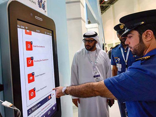 Gitex Technology Week brings latest tech solutions to Dubai