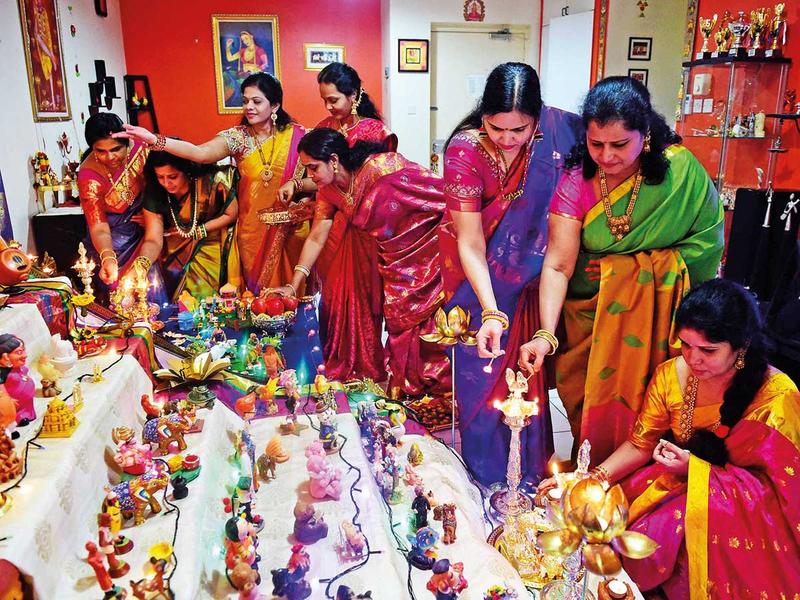 181109 Diwali ceremony 1