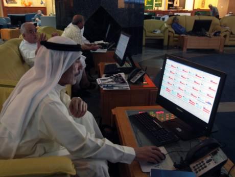 Abu Dhabi Securities market.