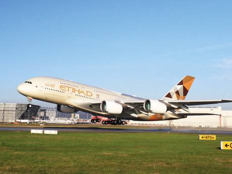 COVID-19: Residents travelling with Etihad will have to wear a tracking wristband
