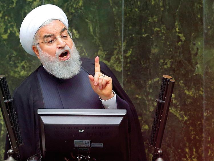 Hassan Rouhani Iran President