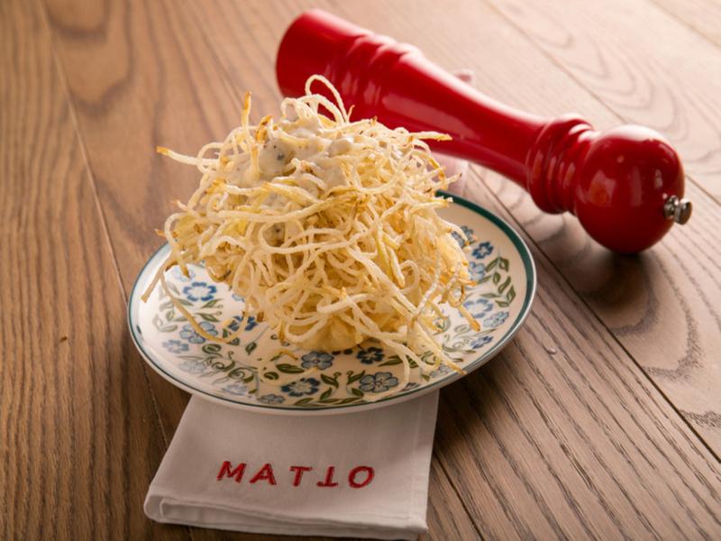 Matto restaurant