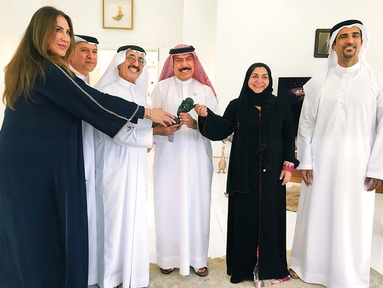 Shaikh Hasher Al Maktoum