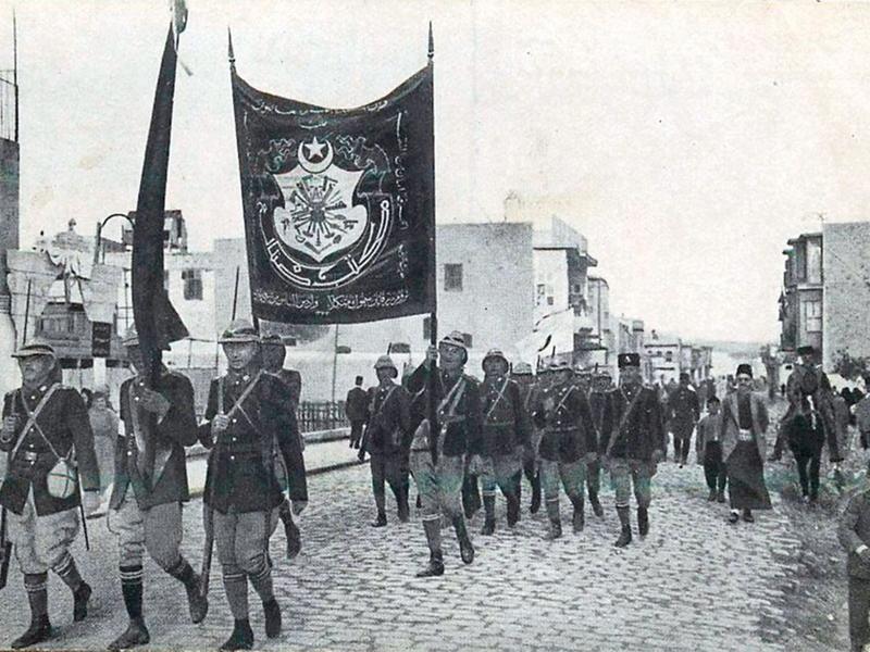 20181108_Ottoman_army