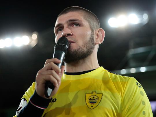 UFC's Khabib set for explosive return to UAE – SportsHeadlines News