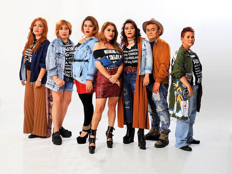 Aegis Filipino Rock band