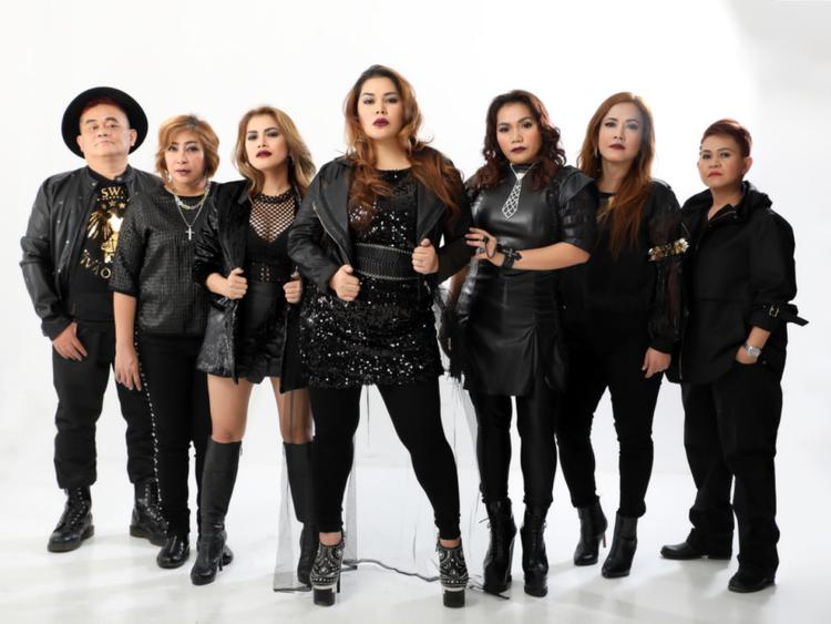 Aegis Filipino band