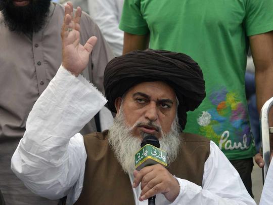 Khadim Hussain Rizvi 09112018