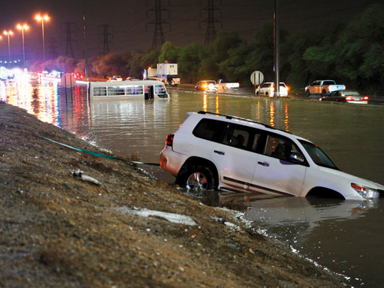 Kuwait floods 2