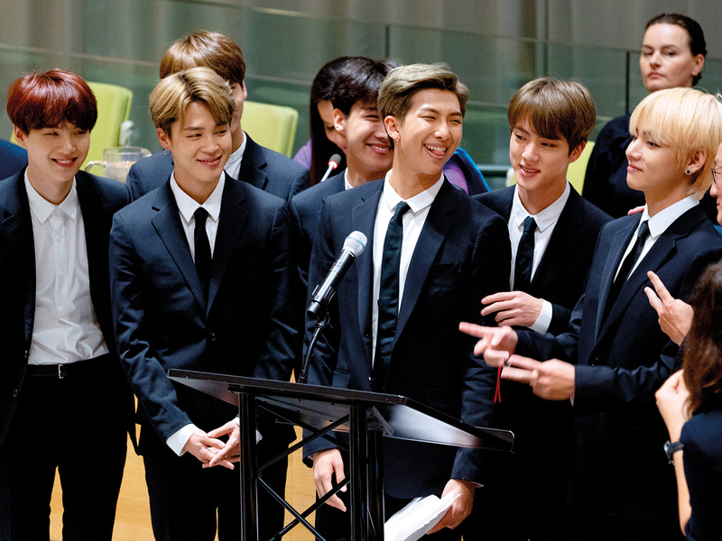 K-Pop stars BTS ready to 'Burn The Stage' | Music – Gulf News