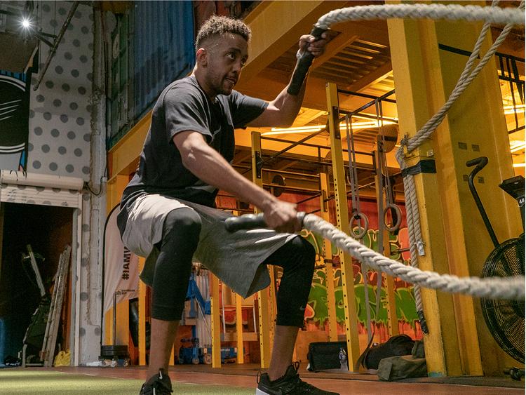 Omar Tom Fitness Challenge
