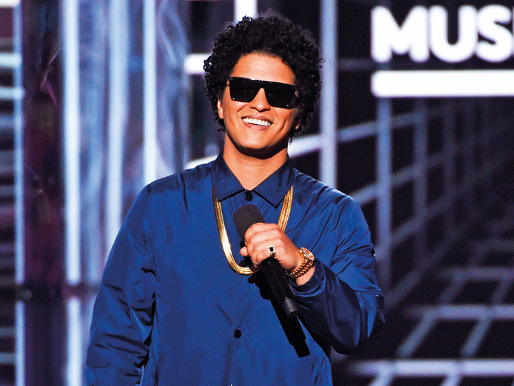 181112 Bruno Mars