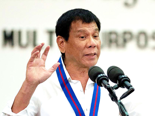 181113 Rodrigo Duterte 1