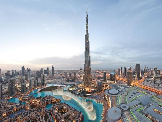Dubai UAE economy