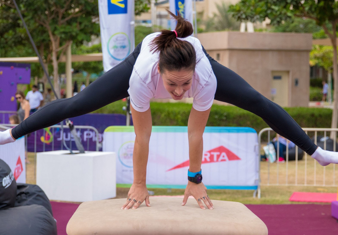 NAT 181113 Get fit with gymnastics