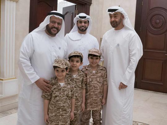 Shaikh Mohammad Bin Zayed Al Nahyan 13112018