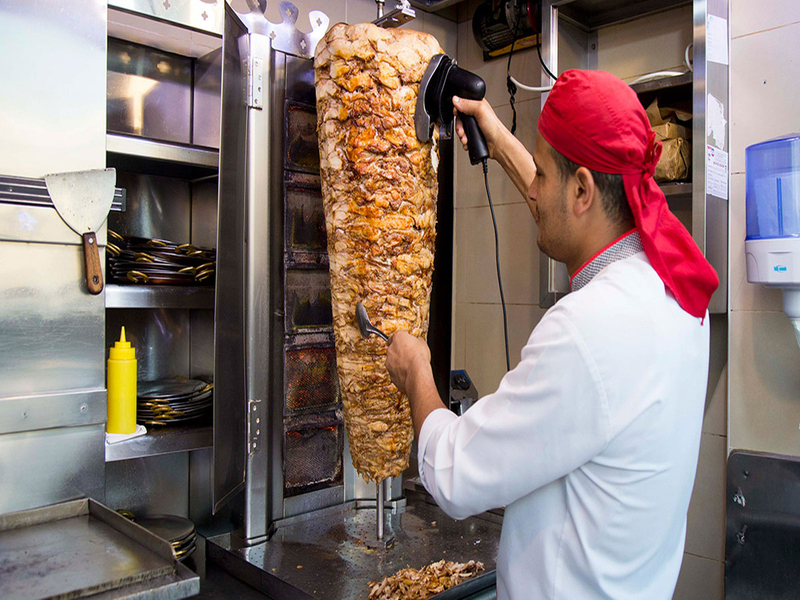 Shawarma in Sharjah