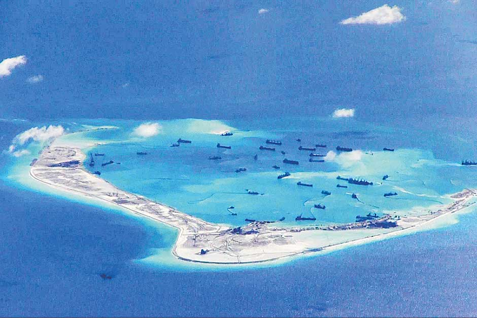 Spratlys China