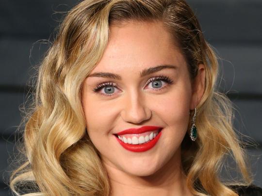 tab Miley Cyrus
