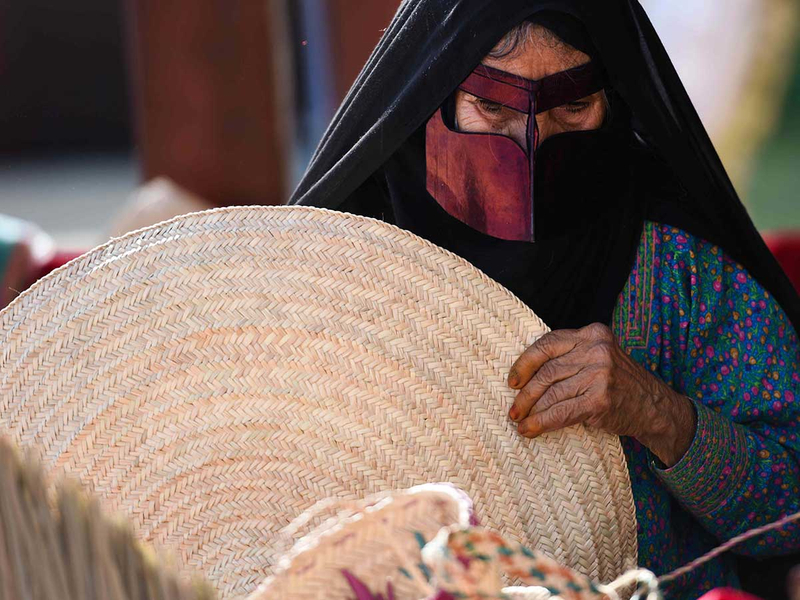 181114 Emirati woman