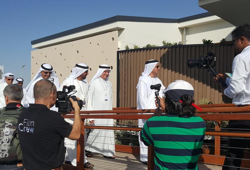 Shaikh Ahmad Bin Saeed Al Maktoum