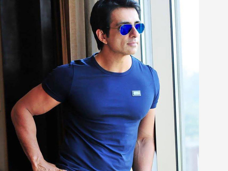 India: Sonu Sood launches toll free number to help migrants reach ...