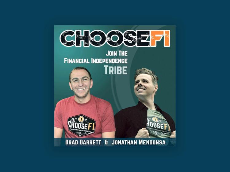 tab ChooseFI podcast