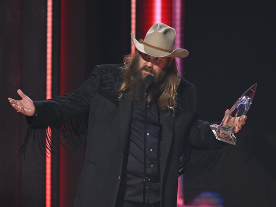CMA Chris Stapleton