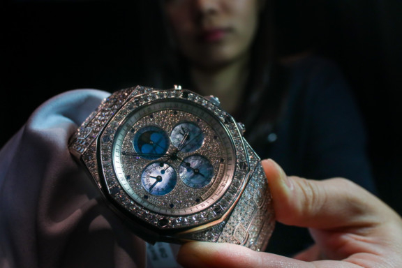 Dubai cleaner stole watches worth Dh8.4 million