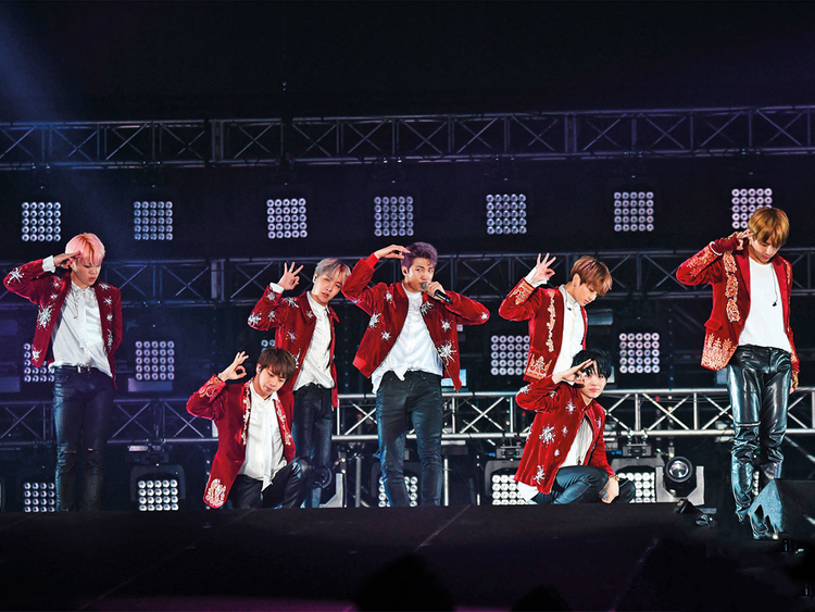 Burn The Stage' review: Inside BTS' rise in K-Pop | Music