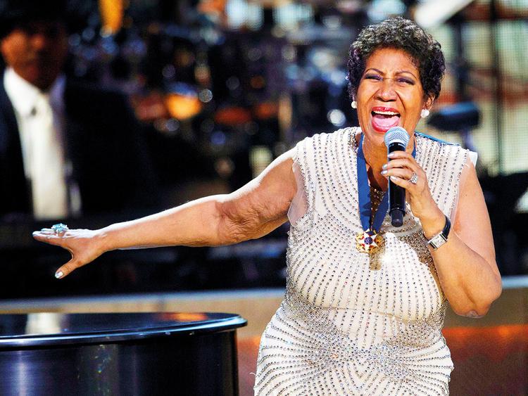 Aretha Franklin 1