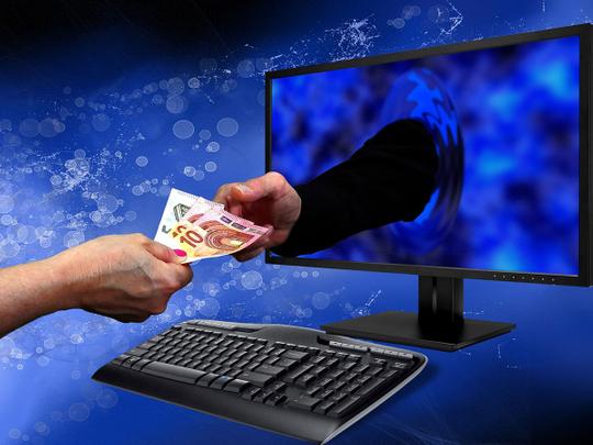 Banking internet
