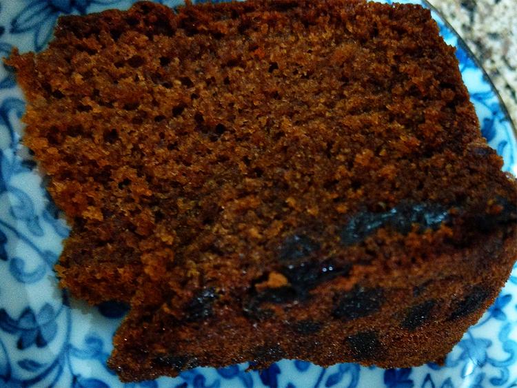 Caramel Fruit Cake 2