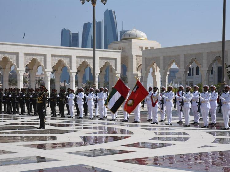 Mohammad Bin Zayed5