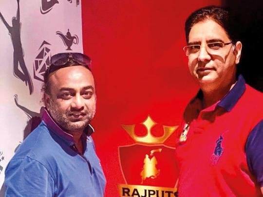 Rajputs team owners