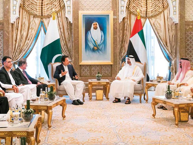 181119 Shaikh Mohammad Bin Zayed
