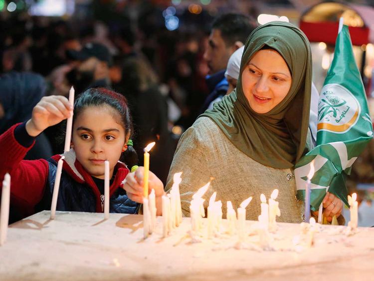 181120 candles iraq 2