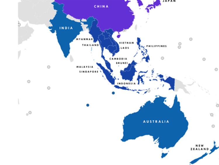 RCEP member nations