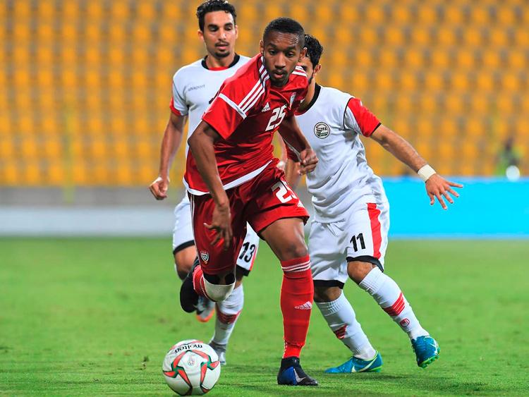 UAE beat Yemen 2-0 in last Asian Cup test