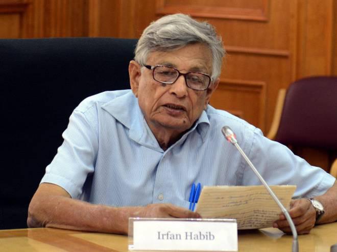 WIN Irfan Habib