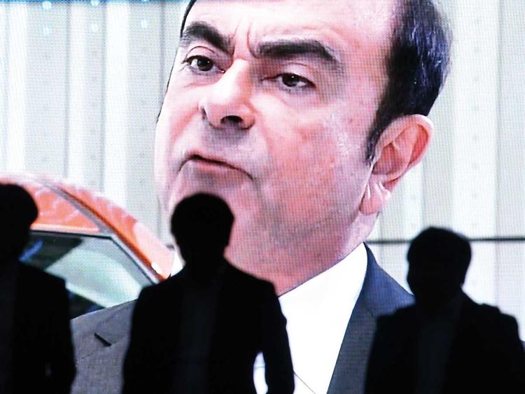 181121 Carlos Ghosn
