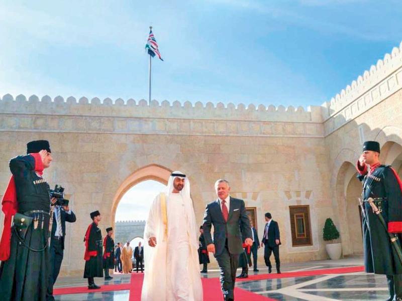 181121 Shaikh Mohammad Bin Zayed 4