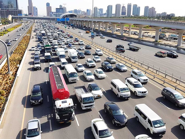 Dubai motorists can get up to 100 per cent off on accumulated fines