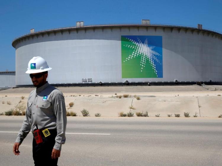 Aramco Saudi 2091