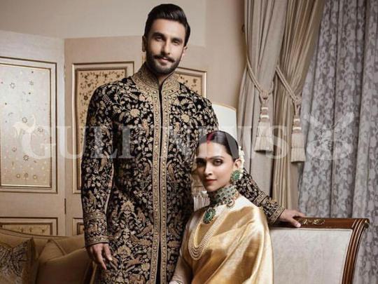 Deepika Padukone Ranveer Singh wedding