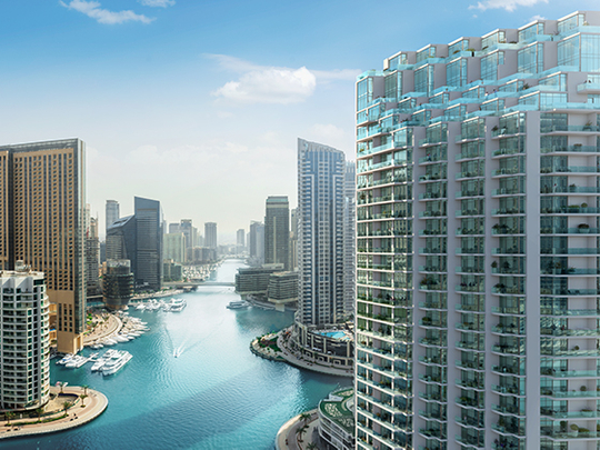 Off-plan residences in Dubai Marina
