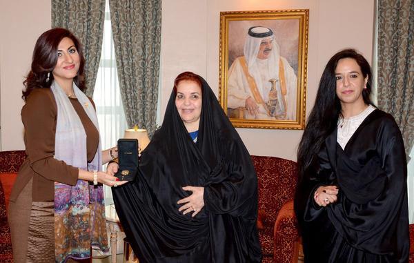 REG Sabeeka honouring1