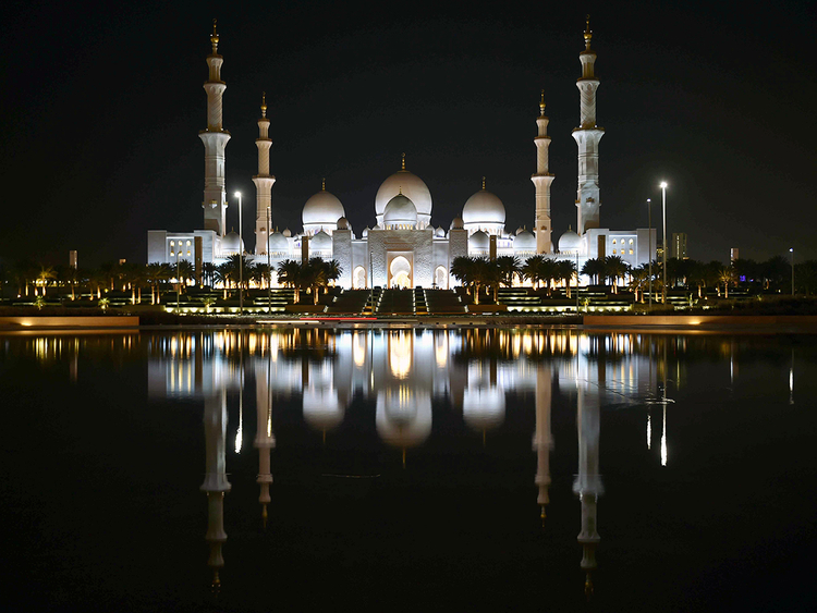 Shaikh Zayed Grand Mosque